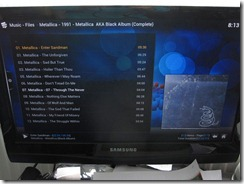 RPi_XBMC_AudioAlbumSelect