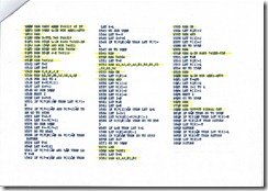 ZX-80 logic simulator 3 výběr