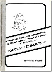 ONDRA_EDTASM-87_obalka