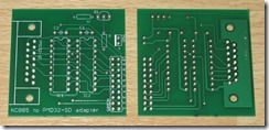 NCB85_PMD32SD_adapter_PCB