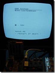 7 Run message - fetch 16kB