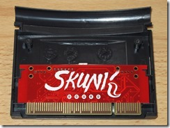 SkunkBoard_rev3_Martin_Skunk_in_open_cartridge
