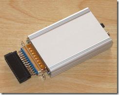 NOBOMI_Covox_wih_Sharp_MZ-821_adapter_1