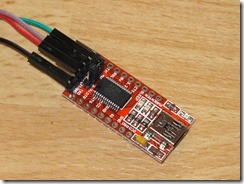 USB_to_UART_adapter_FT232RL