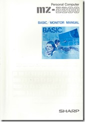 MZ2200_BASIC-MONITOR_cover