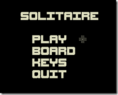Ondra_Solitaire_Menu-screen