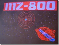 MZ-800_demo_PCG_working