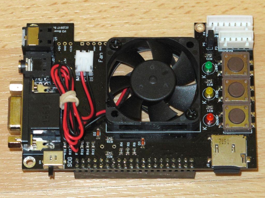 MiSTer FPGA počítač   Martinův 8-bitový blog