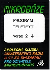 Program_TELETEXT_obalka