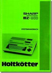 SHARP_MZ-800_SYSTEMHANDBUCH_obalka