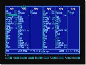 Volkov Commander - MS-DOS Volkove Commande CGA_2021-06-12_13-45-59