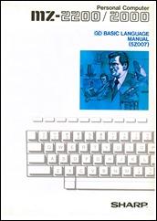 MZ-2200_QD_BASIC_LANGUAGE_MANUAL_(5Z007)_front